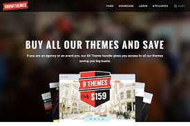 invitation to media to cover an event 30 best events wordpress themes 2017 athemes