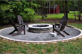 Bbq Side Table Plans Fire Pit Design Ideas - homemade fire pit with rocks outdoor firepits pinterest