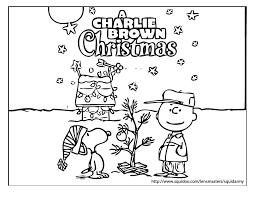 charlie brown christmas coloring pages christmas peanuts