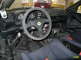 ferrari dashboard 1995 ferrari f355 challenge black dashboard photo 61164329