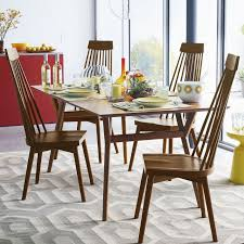 West Elm Dining Room Chairs Expandable Dining Tables The Secret To Making Guests Feel Welcome