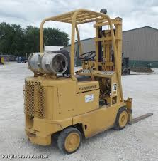 caterpillar t40 forklift item k7562 sold august 3 const
