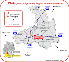 Autobahn Germany Map by Oehringen De Business