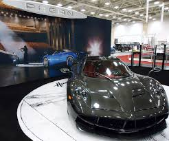 pagani hypercar experiencing the pagani huayra at the dallas auto show 6speedonline
