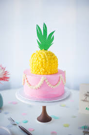 10 years pineapple wedding cake coco cake land cake tutorials