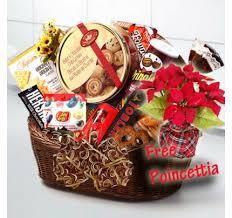 christmas gift basket gift u0026 cakes