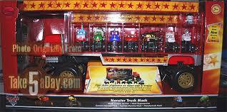 disney pixar cars disney store uk massive ginormous monster truck