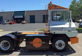 electric company truck orange ev now accepting orders for new class 8 t series electric