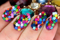 puzzle nails pictures photos images and pics for facebook