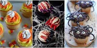 easy to make halloween party decorations 33 cute halloween cupcakes easy recipes for halloween cupcake ideas