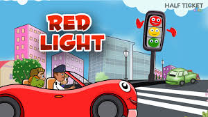 red light ticket video red light red light what do you say top nursery rhymes and baby
