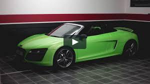 Audi R8 Green - lp foil audi r8 v10 spyder lambogreen on vimeo