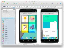 android app design how to design an interface mock up of an android application how