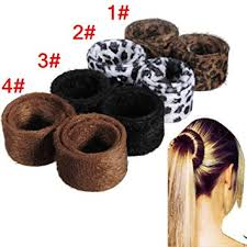 bun accessories pony bun lint hair spiral bun hair accessories