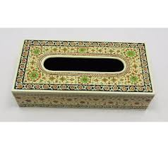 Paper Mache Ideas For Home Decor Box Decorative Art Hand Drawing Papier Mache Delicate Artistic