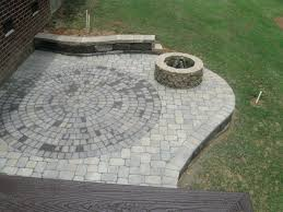 patio pavers diy fire pits how many for fire pit stone paver kits patio with