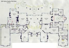 large mansion floor plans floorplans homes of the rich