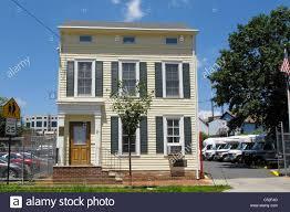 New Jersey House by Joyce Kilmer House In New Brunswick New Jersey Usa On A Street