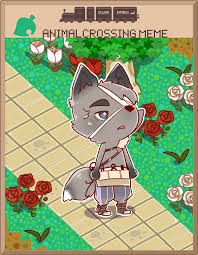 Animal Crossing Meme - ee animal crossing meme shay by srinitybeast on deviantart