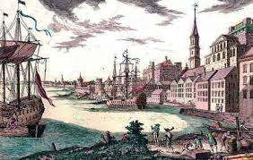 definition of siege siege of boston