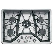 Thermador Cooktop With Griddle Shop Gas Cooktops At Lowes Com