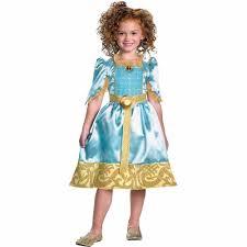 halloween costumes teens disney brave merida classic child halloween costume walmart com