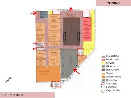 Shopping Mall Floor Plan Pdf Shopping Mall Case Study
