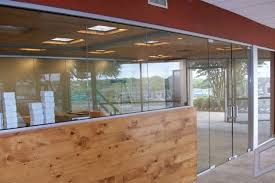 glass door systems commercial glass wall systems
