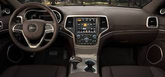 jeep summit interior jeep launches grand cherokee summit petrol in india priced at 75 15