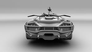 lamborghini reventon lamborghini reventon modified to take on zombies drivers magazine