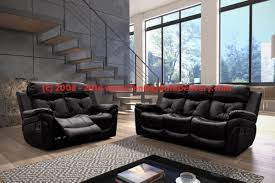 Leather Sofa Recliner Set by Leather Sofas 3 2 Seaters Recliners T D S D
