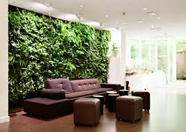 home interior garden jungle wall cosy home living walls walled
