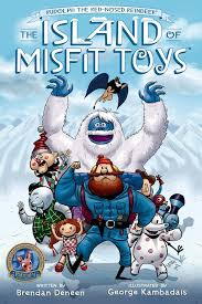 Rudolph Red Nosed Reindeer Island Misfit Toys