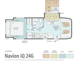 Navion Rv Floor Plans Itasca Rocks With Navion Iq Line Of Class Bs My House Has Wheels