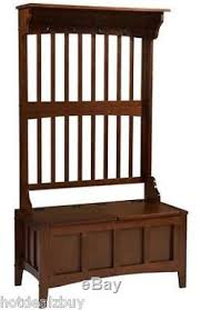 Closet Storage Bench Wood Shoe Storage Bench Ottoman Cabinet Closet Shelf Entryway