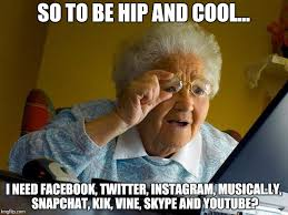 Cool Memes For Facebook - grandma finds the internet meme imgflip