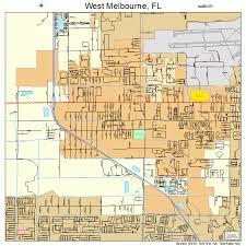 map melbourne fl melbourne florida map 1276500