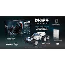 nomad mass effect mass effect andromeda nomad nd1 1 18 scale rc car collector u0027s