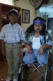 forrest gump costume forrest gump and lieutenant dan kid costume