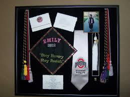 graduation cap frame college graduation shadow box including announcement picture cap