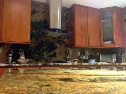 granite kitchen backsplash decorations val desert granite kitchen countertop island