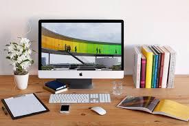 imac bureau en milieu de travail imac bureau photo gratuite sur pixabay