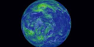 Wind Map United States by Bbc Earth This Map Will Show You The Windiest Place On Earth