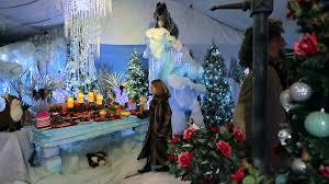 2014 santa u0027s grotto at chessington garden centre youtube