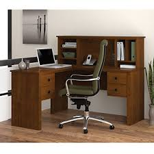 Compact L Shaped Desk Somerville Compact L Shaped Desk With Hutch Office