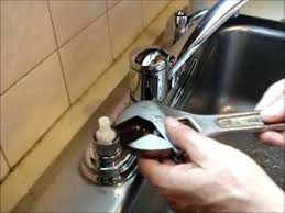 how do you replace a kitchen faucet kitchen faucet replacement new kitchen faucet cartridge removal