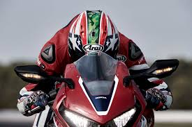 honda cbr 1000 rr watch nicky hayden flog the 2017 honda cbr1000rr sp around the