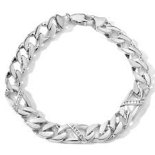 sterling silver bracelet designs images The latest silver bracelets design and price jpg