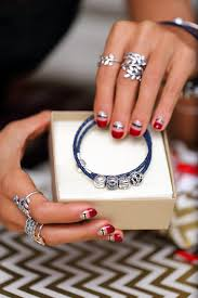 braided leather bracelet with charms images The most wonderful time of the year vivaluxury jpg