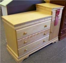 Changing Table Dresser Combo Cost To Ship Bonavita Combo Dresser Changing Table
